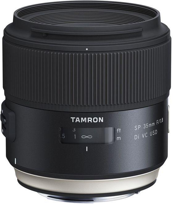 TAMRON 35/1.8 SP DI VC USD CANON