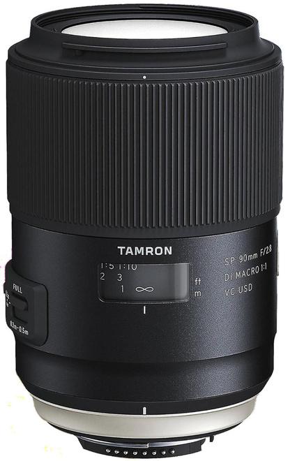 TAMRON 90/2.8 SP DI VC USD NIKON