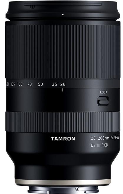 TAMRON 28-200/2.8-5.6 DI III RDX SONY FE