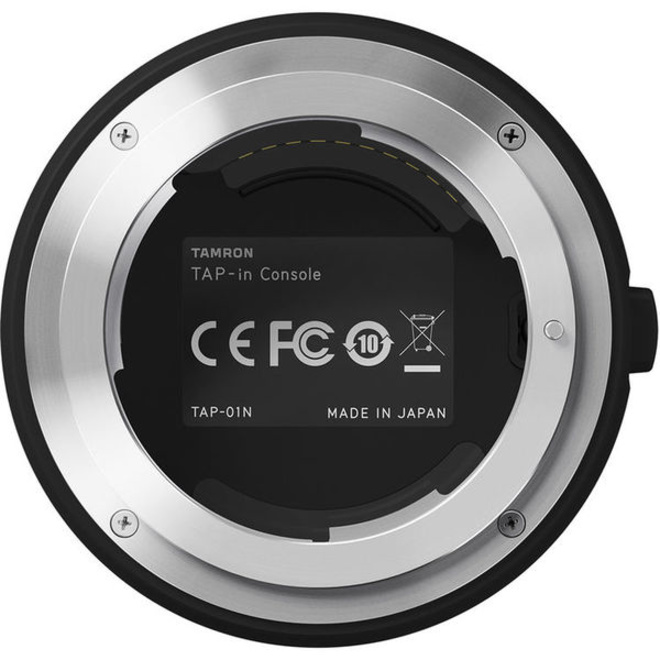 TAMRON console tap-in canon.