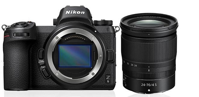 NIKON Z6 + 24-70/4 + XQD 64GO