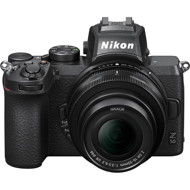 NIKON Z50 + 16-50 + 50-250