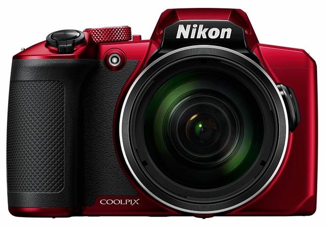 NIKON COOLPIX B600 Rouge