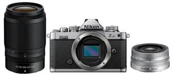 NIKON Z FC + 16-50 SL + 50-250 DX