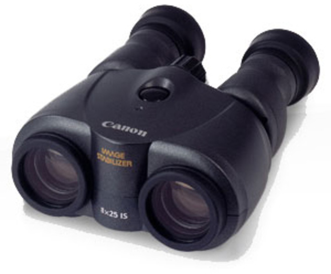CANON JUMELLES IS - 8X25