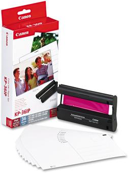 CANON kit papier kp-36ip p/ imp selphy.