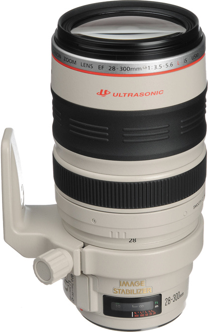 CANON EF 28-300/3.5 L IS USM