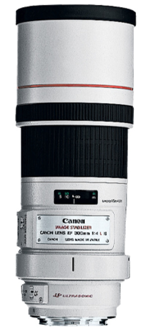 CANON EF 300/4.0 L IS