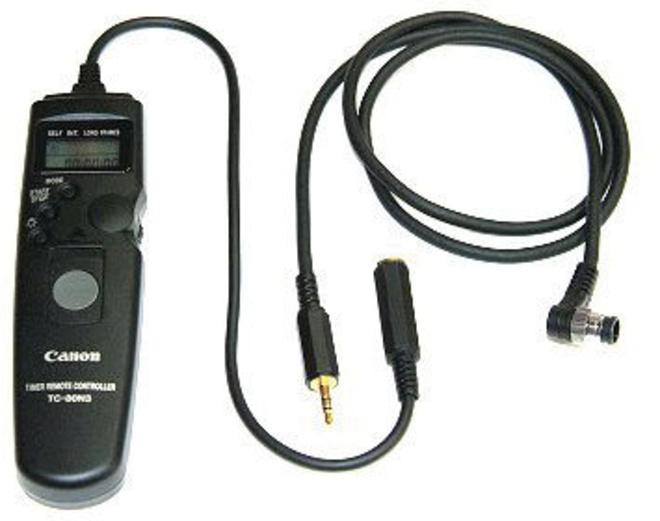 CANON TELECOMMANDE TC-80 N3