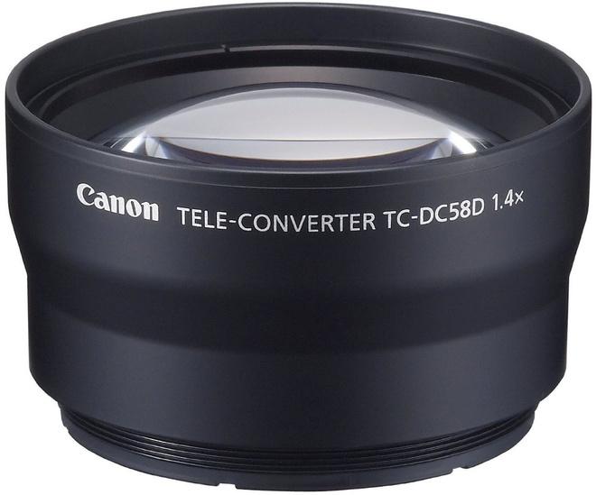 CANON COMPLEMENT TELE TC-DC58D