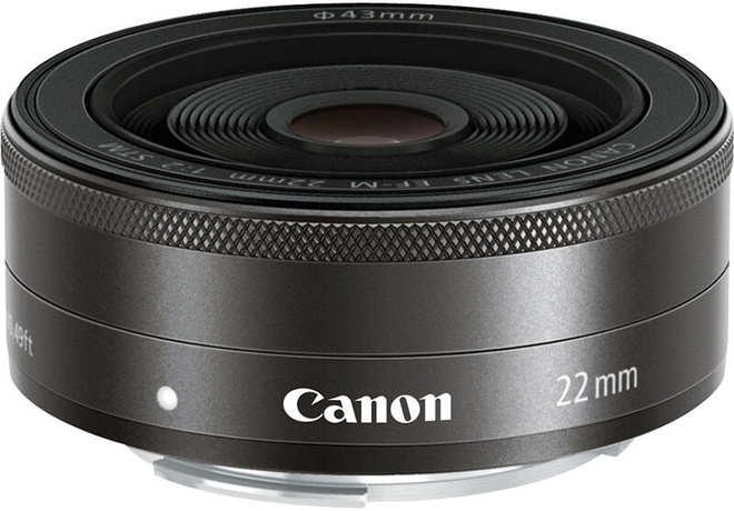 CANON EF-M 22/2 STM