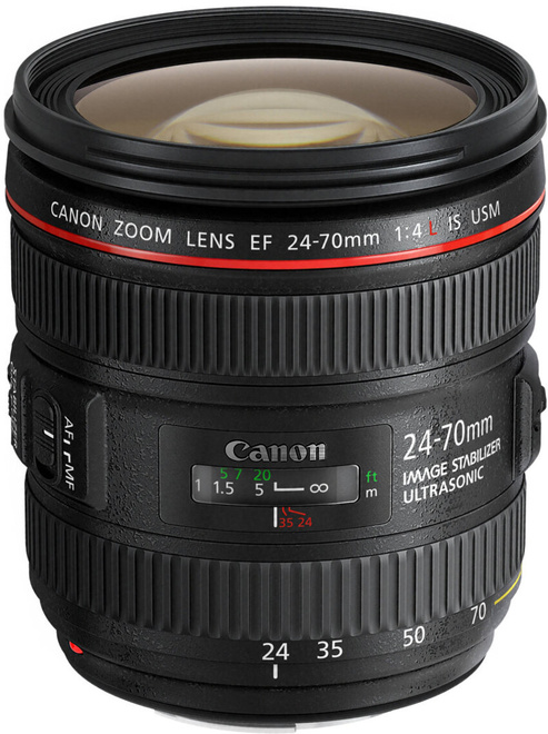 CANON EF 24-70/4 IS USM MACRO