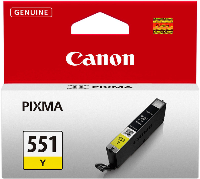 CANON cart jaune p/mg5450/mg6350/mx925