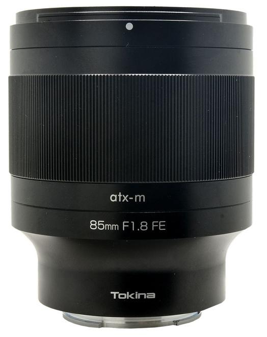 TOKINA 85/1.8 ATX-M SONY FE