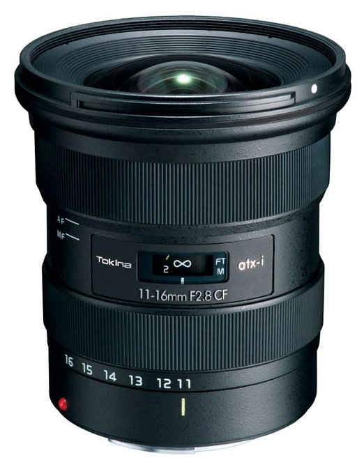 TOKINA TOKINA  atx-i 11-16/2.8 Canon
