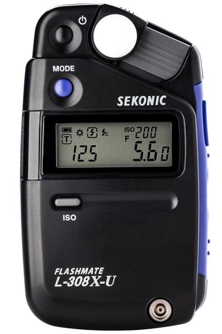 SEKONIC Flashmetre L 308 X Flashmate