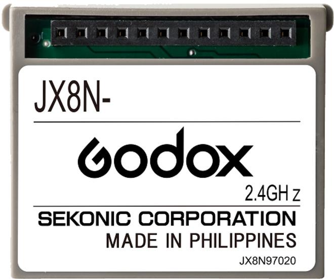 SEKONIC TRANSMETTEUR RT-GX GODOX POUR L-858D