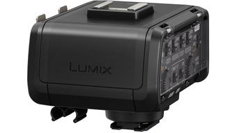 PANASONIC adaptateur micro.p/lumix noir