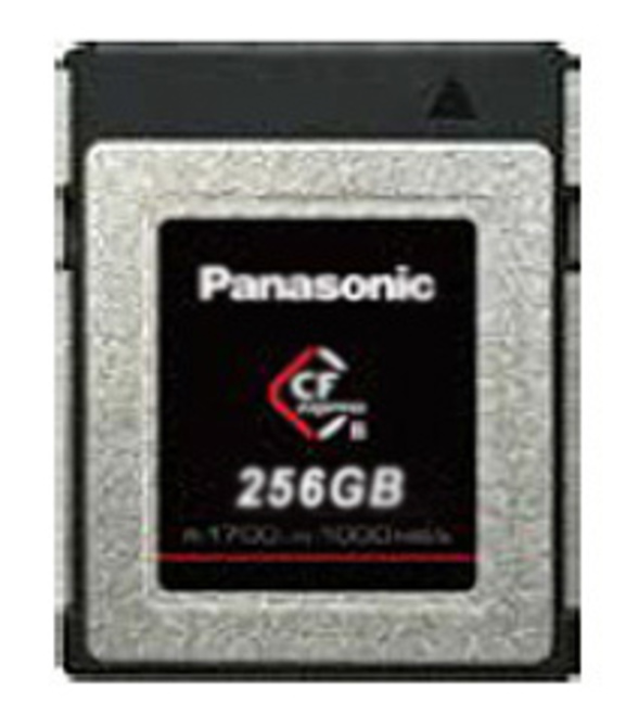 PANASONIC CFexpress 256GB 1700/1000MB/s