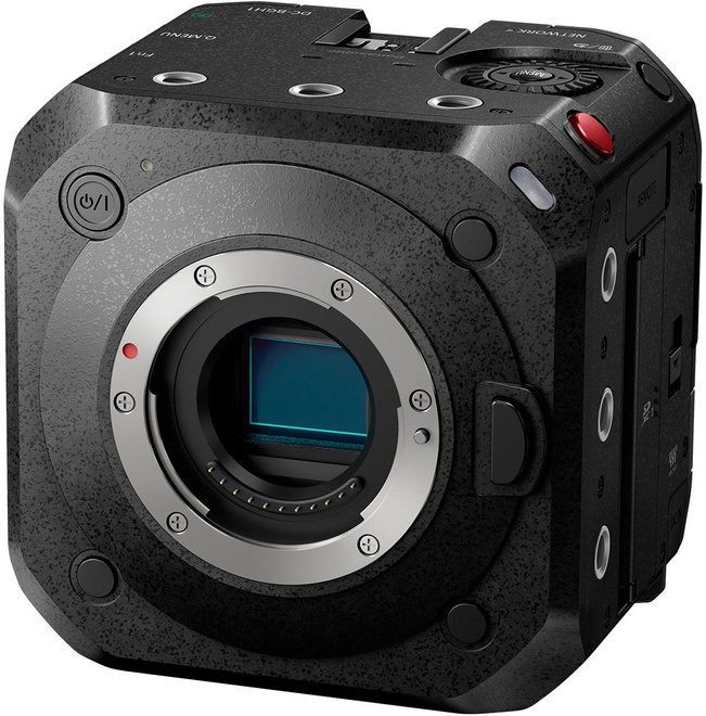 PANASONIC CAMERA LUMIX EVOLUTIVE DC-BGH1E 4K