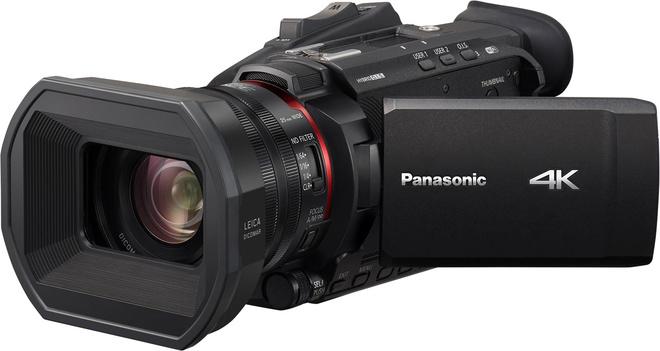 PANASONIC CAMESCOPE PRO X1500 4K UHD