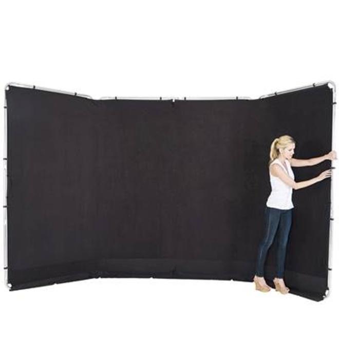 LASTOLITE Kit fond panoramique 4.0M Noir