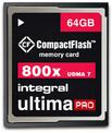 INTEGRAL COMPACTFLASH 800X 64GB