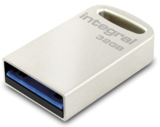 INTEGRAL nano cle usb metal 32 Go.