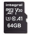 INTEGRAL MICROSDXC 64GB V30 4K