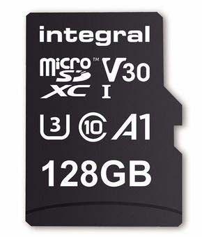 INTEGRAL MICROSDXC 128GB V30 4K