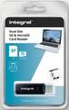 INTEGRAL lect cartes usb 3.0 dual slot sd msd