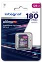 INTEGRAL SDXC 128Go CL10 180MB/130MB