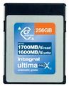 INTEGRAL CF 256Go Cinematic 8k RAW 4K120 400MB/s