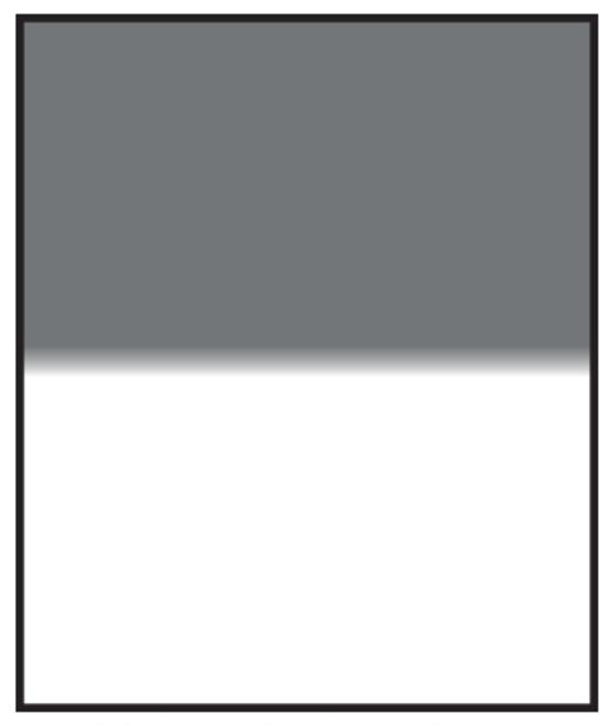 LEE FILTERS Filtre degrade ND 0.6 Hard 150x170
