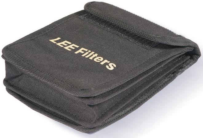 LEE FILTERS Etui pour filtres 150 Noir