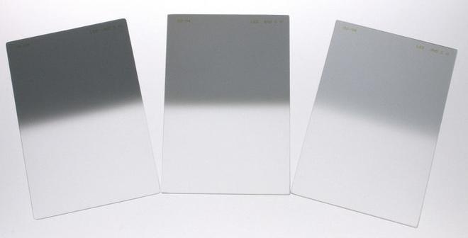 LEE FILTERS Jeu de 3 Filtres degrades Hard 150x170