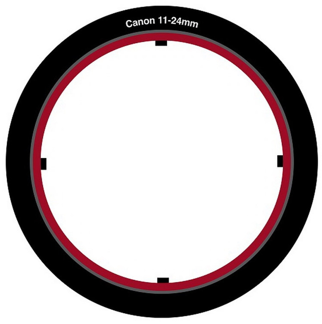 LEE FILTERS BAGUE ADAPTATION SW150 CANON 11-24