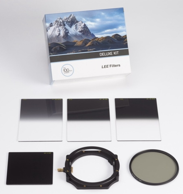 LEE FILTERS Kit Deluxe - 100 mm