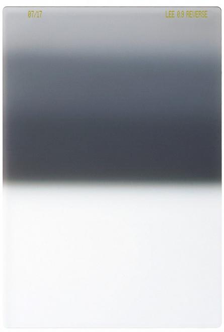 LEE FILTERS Filtre degrade Reverse ND 0.9 100x150