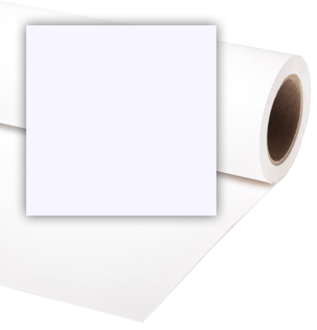 COLORAMA Fond 135 X 110 Artic white.