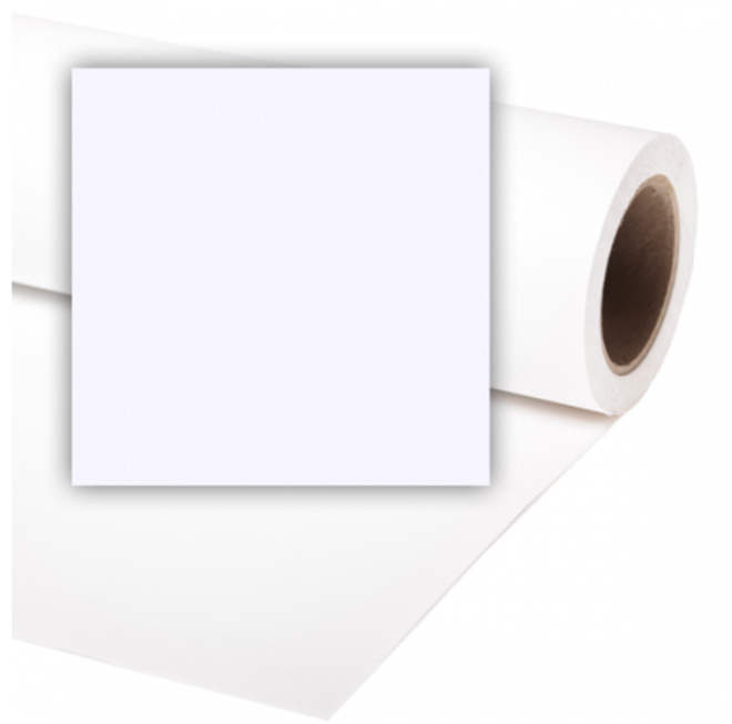 COLORAMA Fond 272 X 110 Artic white.