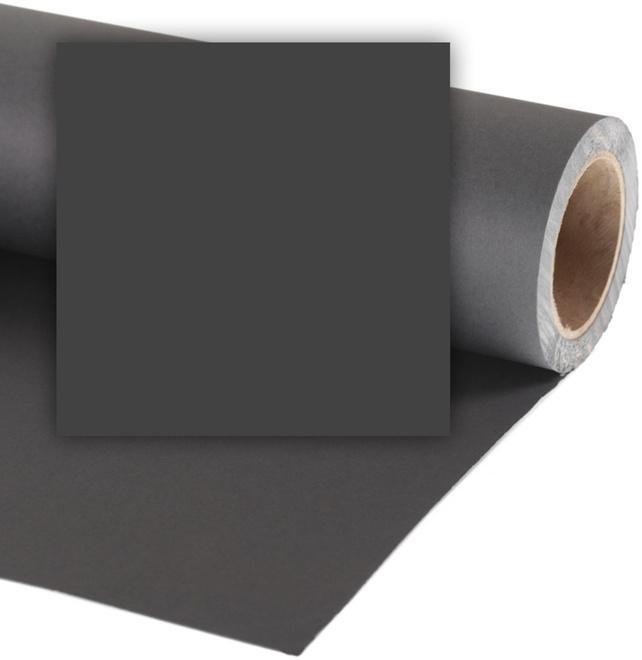 COLORAMA Fond 272 X 110 Noir.