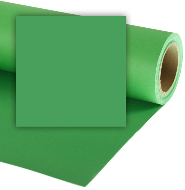 COLORAMA Fond 135 X 110 Chromagreen.