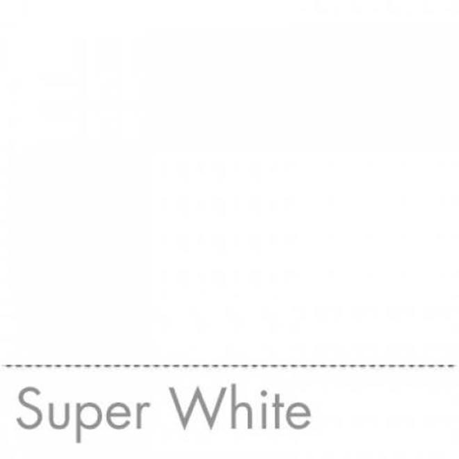 COLORAMA Fond COLORGLOSS 100 X130 blanc.