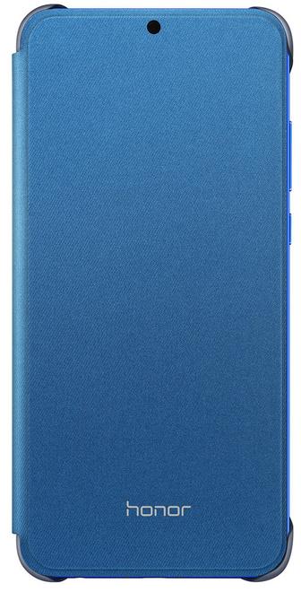 HONOR etui folio bleu p/honor 8x