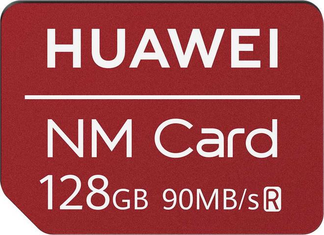 HUAWEI carte nano sd 128 gb p huawei p30/pro