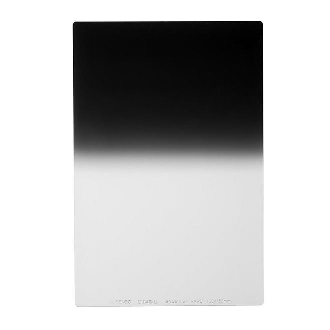 BENRO Filtre resine 100x150 GND8 Hard 3stop