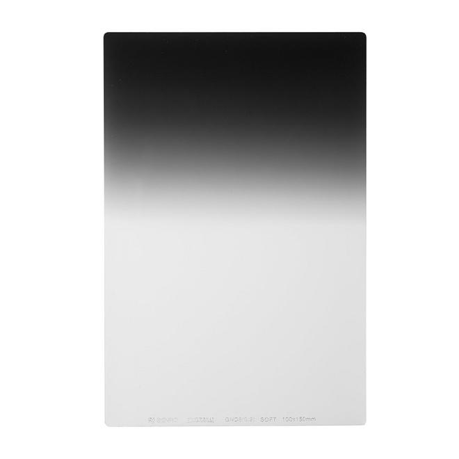 BENRO Filtre resine 100x150 GND8 Soft 3stop
