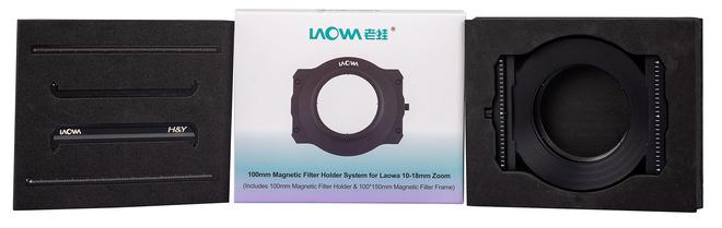 LAOWA Porte filtres 100mm magnetic pr 10-18