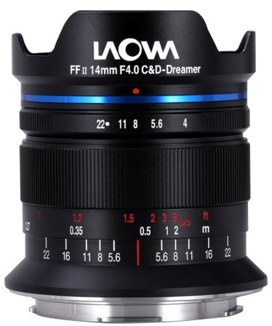 LAOWA 14/4 FF RL Zero-D monture L
